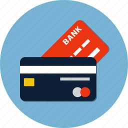 bank, buy, cards, check, credit, money, payment icon