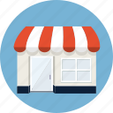 boutique, building, ecommerce, market, shop, store icon