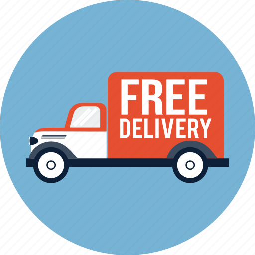 Free Home Delivery Icon Courier, delivery, fre...