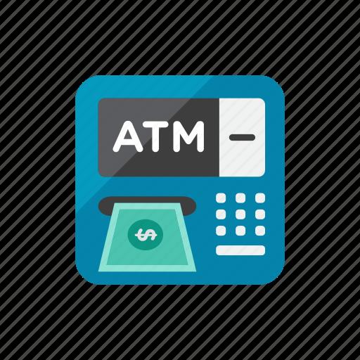 Atm icon - Download on Iconfinder on Iconfinder