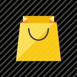 3, bag icon