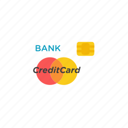 2, card, credit icon