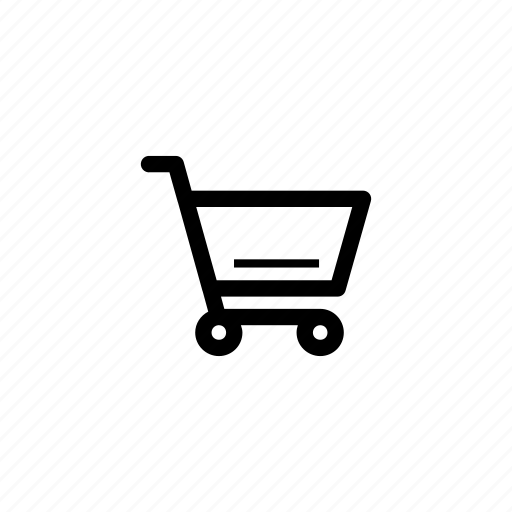 cart, shopping cart icon