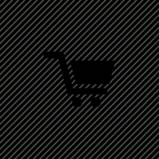 cart, shopping cart icon