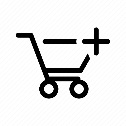 add, cart, shopping cart icon