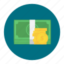 bank, buy, cash, coin, commerce, currency, money icon