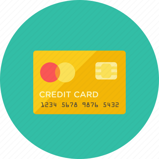 3, card, credit icon