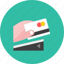 3, card, credit, machine icon