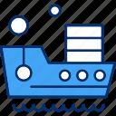 boat, ship, transport, transportation