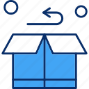 box, delivery, package, shipping