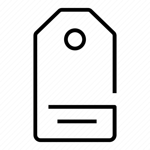label, price, tag icon