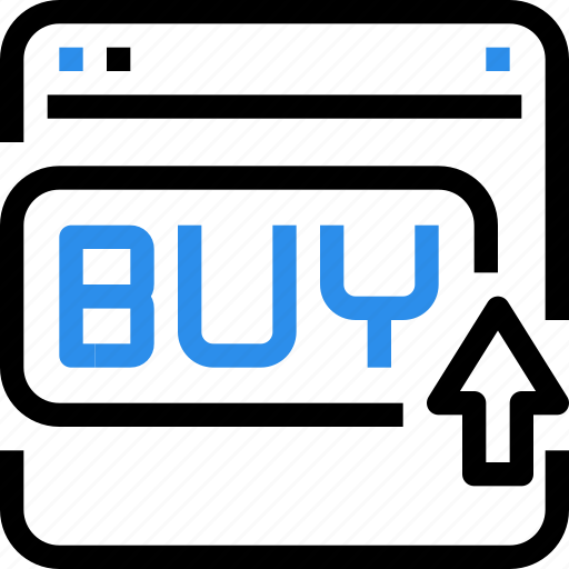 browser, buy, click, ecommerce, payment, shop, shopping icon
