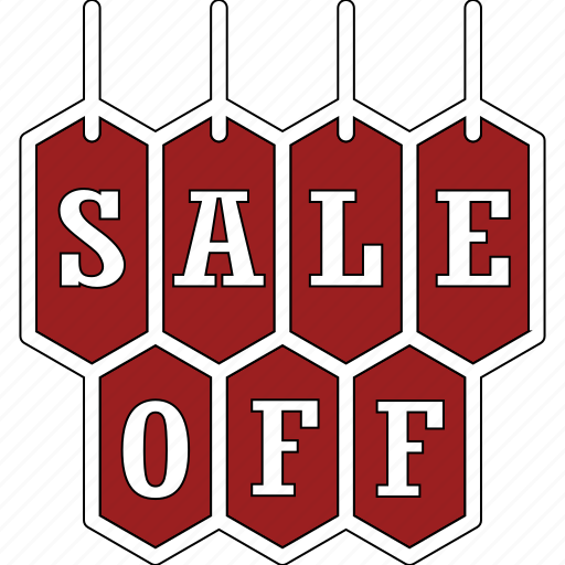 off, offer, sale, special, tag icon