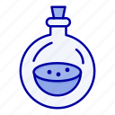 bottle, perfume, spray, toilette icon