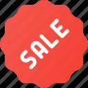 commerce, ecommerce, sale, shopping, sticker