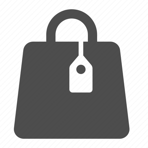 bag, price, shopping, shopping bag, tag icon