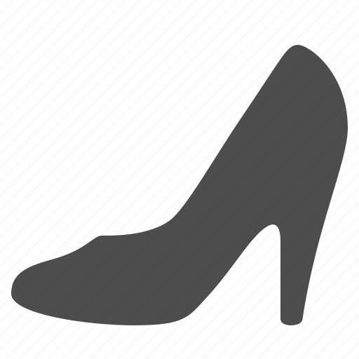 high heel, pumps, shoe, shoes, stiletto icon