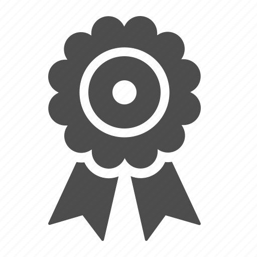 award, guaranteed, prize, ribbon icon