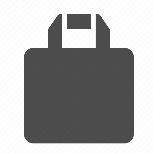 bag, paper, shopping icon