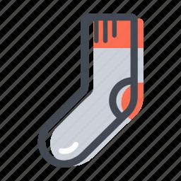 clothing, shop, sock, socks, wear icon
