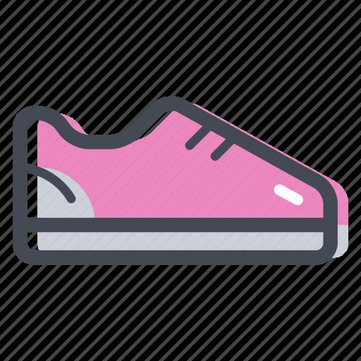 footwear, shoe, shoes, sneaker, sport, walk icon