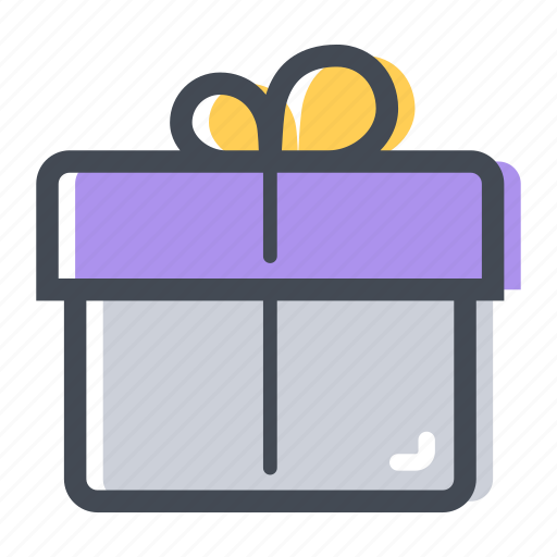 bonus, box, gift, parcel, present, shop icon