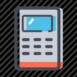 bonus, calculator, electronic calculator, guardar, mall, save, scientific calculator icon