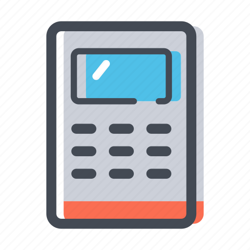 bonus, calculator, electronic calculator, guardar, mall, save, scientific calculator icon