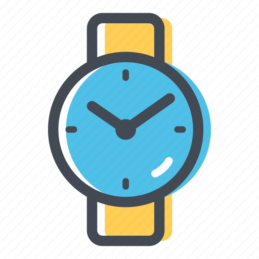 shop, smart watch, time, wrist watch icon