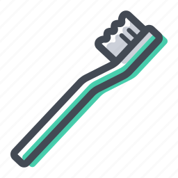 brush, cleaning tool, dental hygiene, shop, toothbrush icon