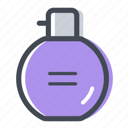cosmetic, perfume, perfume bottle, scent, shop, spray icon