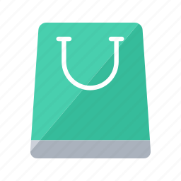 bag, mall, paper bag, purse, shop, shopping, shopping bag icon