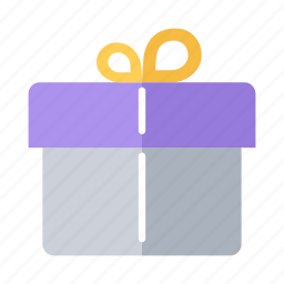 bonus, box, gift, parcel, present, shop icon