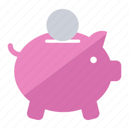 bonus, cash, currency, guardar, money, piggy bank, sale, save icon
