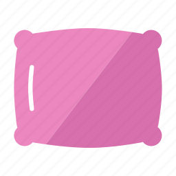 bed, cushion, home, pillow, shop, sleep, sofa icon