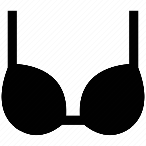 bra, brassiere, clothing, underclothes, undergarment, women cloth icon
