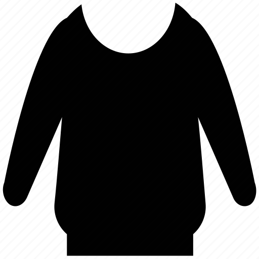 clothing, jersey, jumper, pullover, shirt, sweater, thermal shirt icon