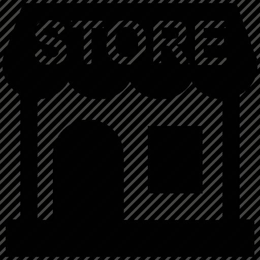department store, retail shop, shop, shopping, store icon