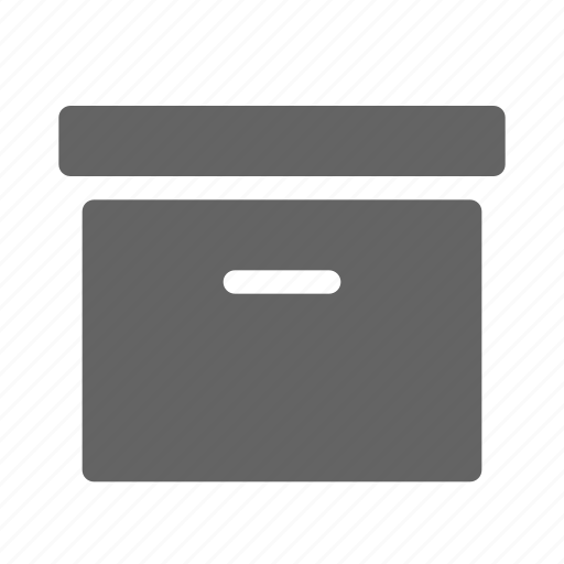 box, package, shipment icon