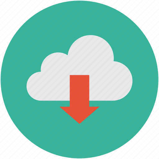 cloud download, cloud downloading, data transfer, data transmission, icloud icon