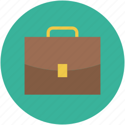 bag, briefcase, case, office bag, portfolio icon