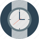 hand watch, reminder, timer, watch, wrist watch icon