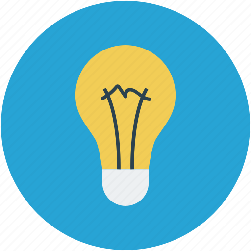 bulb, electric, electric bulb, light, lightbulb icon