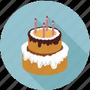 anniversary, birthday, cake
