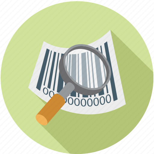 bar code, bar code scanner, price check icon