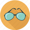 apparel, clothing accessories, glasses, sun glasses icon