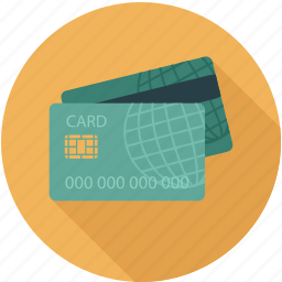 card, credit card, debit card, secure card icon