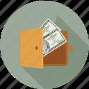 cash, money, spending, wallet