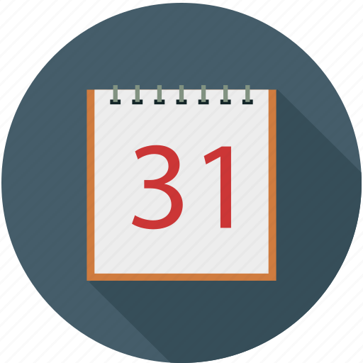 calendar, date, dead line, time icon