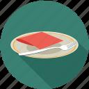 dinner, dinner plate, dish, food dish